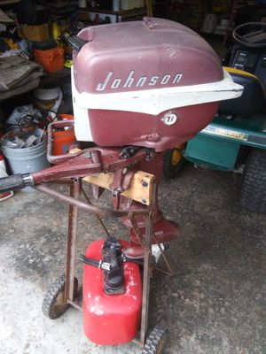 Johnson outboard for Sale in St. Louis, MO