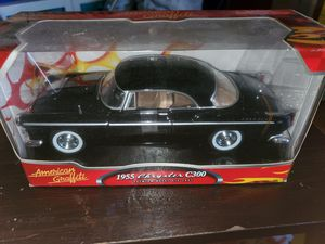 Brand new 1/24 scale diecast 1955 Chrysler C300 for Sale in Fort Walton Beach, FL