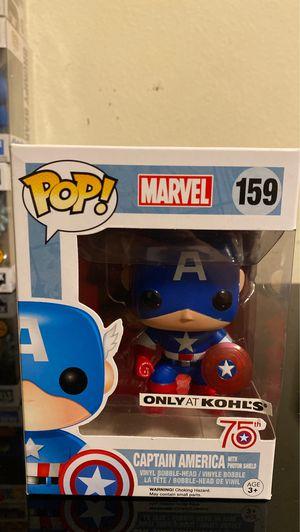Brand new Captain America (159) Funko POP for Sale in Huntington Beach, CA