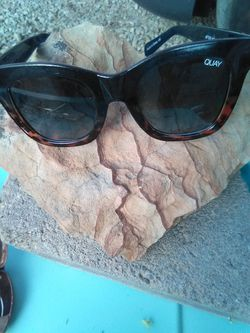 QUAY of Australia sunglasses-stylish, edgy & trendy for Sale in South Salt Lake,  UT