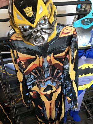 Bumble bee costume size 8/10 for Sale in Wichita, KS