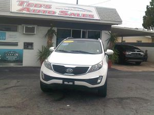 2011 Kia Sportage for Sale in St. Petersburg, FL