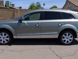 2007 Audi Q7 7 Seater AWD 4WD for Sale in Tempe,  AZ