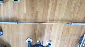 Weight Bench Bar for Sale in Rolesville, NC