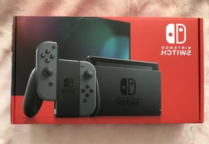 Nintendo switch console black version for Sale in Los Angeles, CA