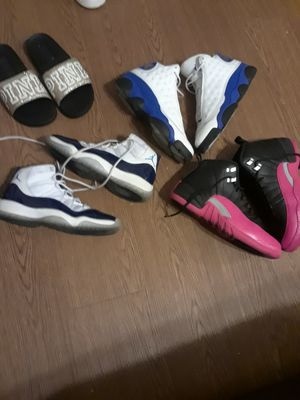 Jordan retros 11 12 13s for Sale in Dallas, TX