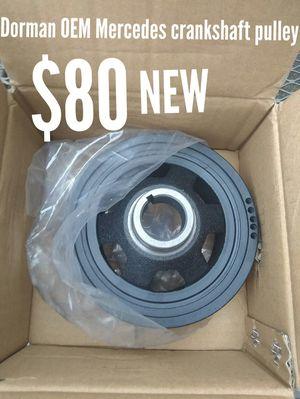 Mercedes crankshaft pulley for Sale in Portland, OR