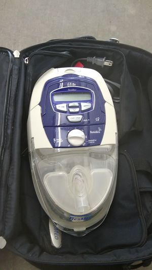 ResMed elite CPAP machine plus extras for Sale in Lake Stevens, WA