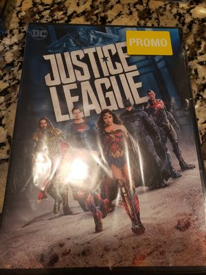 Justice League Movie for Sale in Overland Park, KS