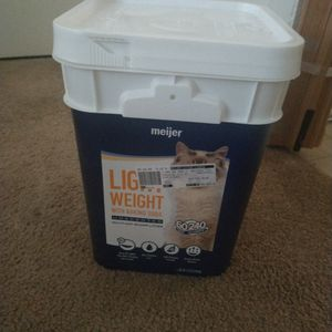 Cat Litter 17.5 Ibs New for Sale in DeKalb, IL