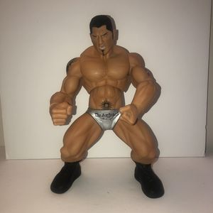 "WWE Batista 2005 14""Jakks Pacific Ring Giants Posable Figure for Sale in Covington, GA"