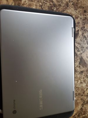 "Samsung Chromebook Plus 12.3 "" Touch screen Chrombook 32gb(uses android app store) for Sale in New York, NY"