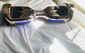 6.5'' Hoverboard with Front/Back Led& Bluetooth Speaker for Sale in Richmond, VA
