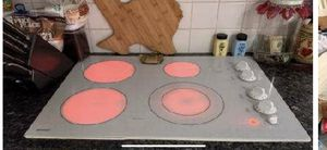 """Kenmore 30"""" Electric 4 Burner Cooktop for Sale in Houston, TX"""