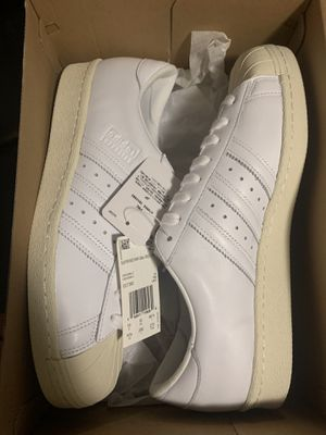 Superstar 80s recon adidas new in box deadstock for Sale in Milwaukee, WI