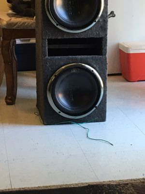 SDX PRO AUDIO SPEAKERS for Sale in Planada, CA