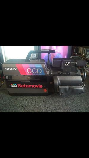 Beta Movie Camera for Sale in Fenton, MO
