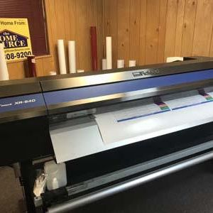 Excellent Condition Roland XR640 Printer/Cutter for Sale in Santa Monica, CA