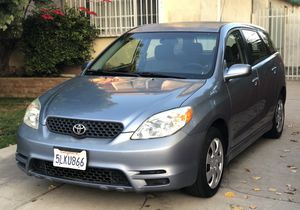 2003 TOYOTA MATRIX XR for Sale in Los Angeles, CA