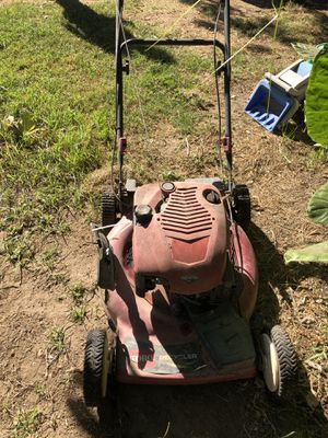 lawn mower $15 for Sale in Waterford, CA