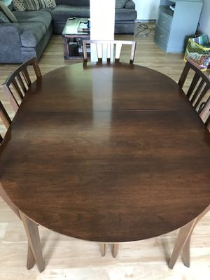 Mid Century Modern Dining Table for Sale in Plant City, FL