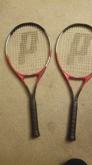 Prince Tennis rackets for Sale in Herndon, VA