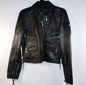 Vintage Marc Laurent Leather Jacket for Sale in Purcellville, VA