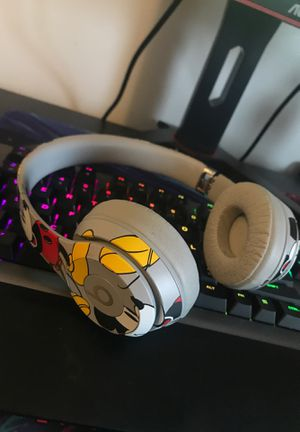 SELLING Beats Solo 3s(Mickey Mouse Exclusive Edition) for Sale in Boston, MA
