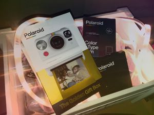 Polaroid 'The Golden Gift Box' Holiday Bundle Deal for Sale in West Covina, CA