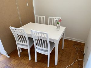 Dining table and chairs for Sale in Fairfax, VA