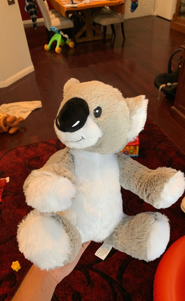 Stuffed Koala Bear