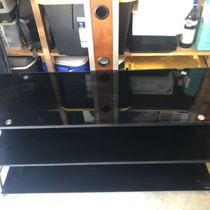 Tv Stand In Great Condition Asking $100!!!obo for Sale in El Cajon, CA