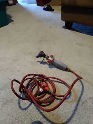 Express propane soldering iron for Sale in Parkersburg, WV