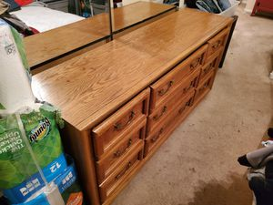 9 drawer dresser... mirror not included for Sale in Las Vegas, NV