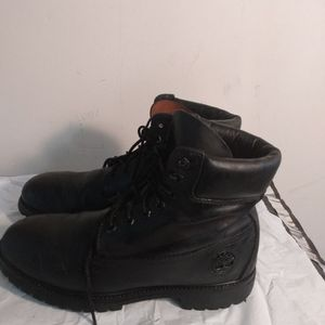 Men's Timberland Work Boots Size 9.5 M for Sale in Chicago, IL