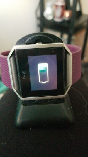 Fitbit Blaze W/ charger for Sale in Sioux Falls, SD