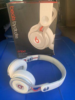 Beats by Dre MXR White David guetta Edition for Sale in San Mateo, CA