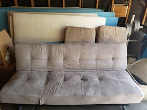 Futon couch for Sale in Hesperia, CA