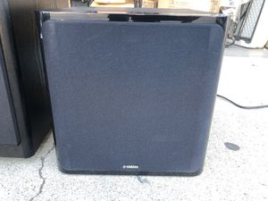 Yamaha and jbl subwoofers for Sale in Bell, CA