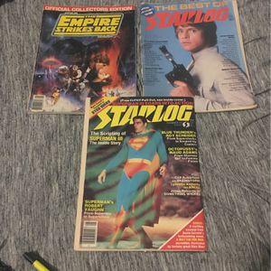 (2) Starlight Vol 1,Empire Strikes Back for Sale in Shalimar, FL