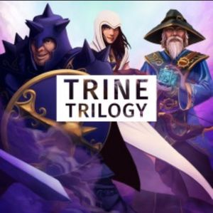 Trine Trilogy Bundle For Nintendo Switch for Sale in Fountain Valley, CA
