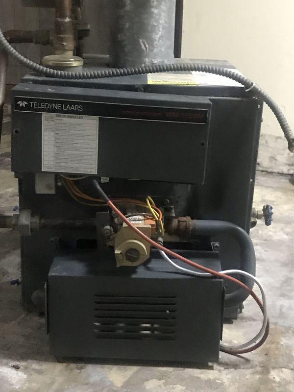 Hot boiler
