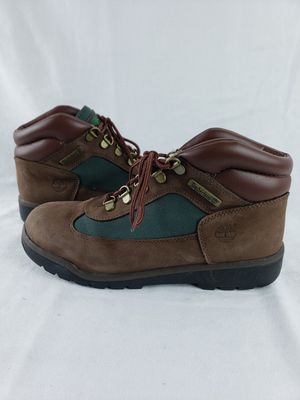 """Timberland """"Beef & Broccoli"""", Brown & Green Boots, #16937M, Size 6 for Sale in Tampa, FL"""