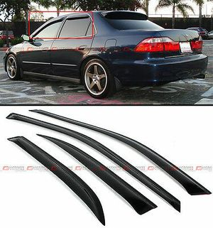 Accord 98-02 Mugen 4dr Door Visors for Sale in San Diego, CA