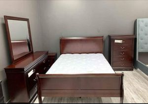 Crown Mark Furniture Bedroom Set Queen and King Size Options for Sale in Houston, TX