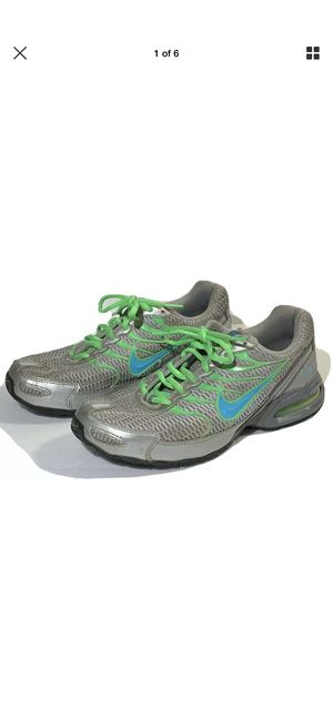 Nike Torch 4 Max Air Lace Up Running Shoes Size 9.5 for Sale in Fort McDowell, AZ