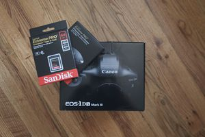 Canon 1dx mark iii New for Sale in Brooklyn, NY