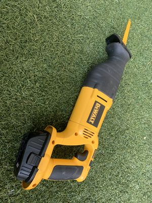 Dewalt Cordless Sawzall for Sale in Oceanside, CA