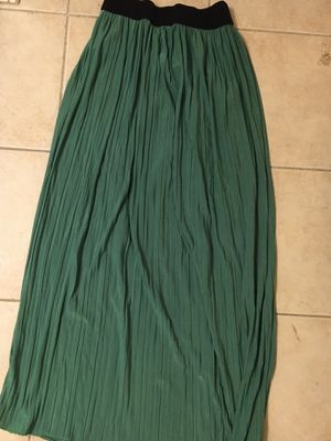Maxi skirt size medium for Sale in Arlington, VA