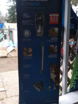 Bissell Icon Pet for Sale in Bonney Lake,  WA